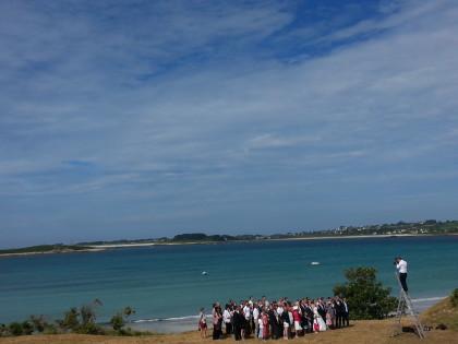 mariage brest saint-pabu proche mer