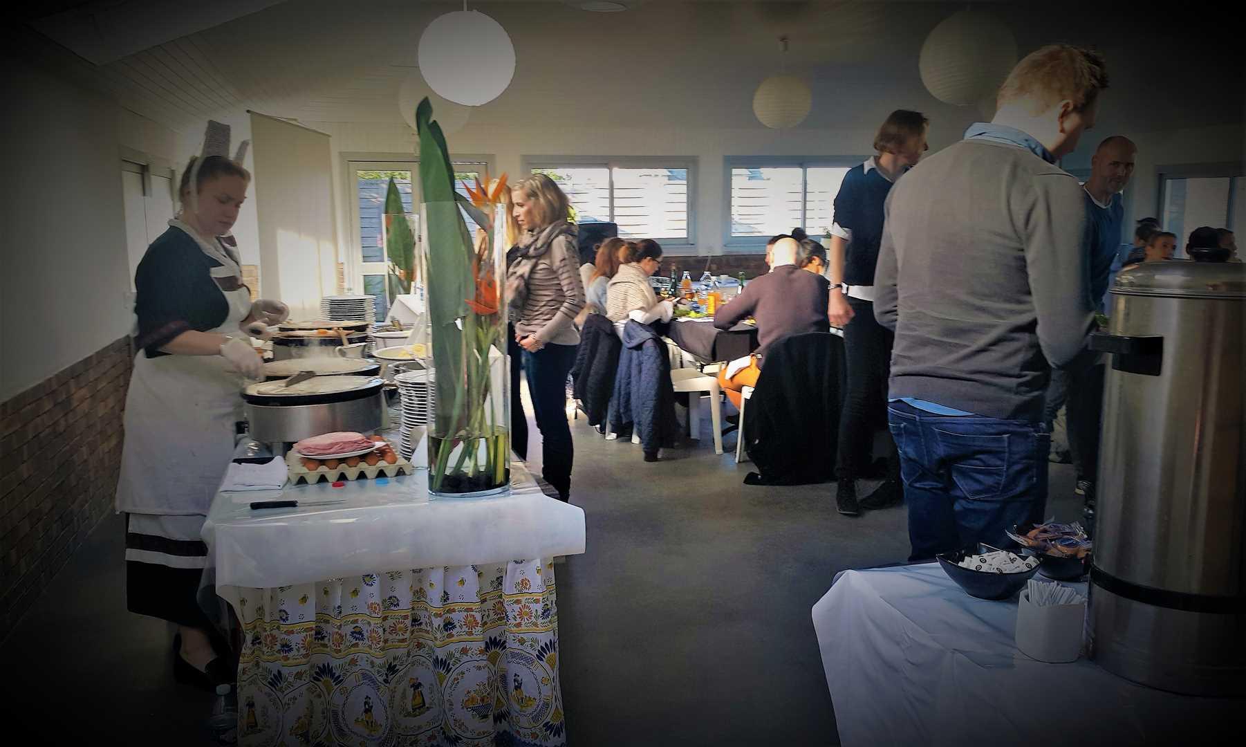 seminaire entreprise brest restauration repas