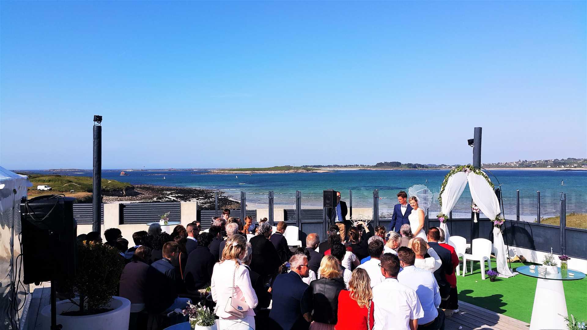 salle mariage brest terrasse vue mer karine 4