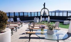 salle de mariage brest terrasses vue mer karine